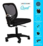 Apex Chairs™ Quest Medium Back revolving Office Chair