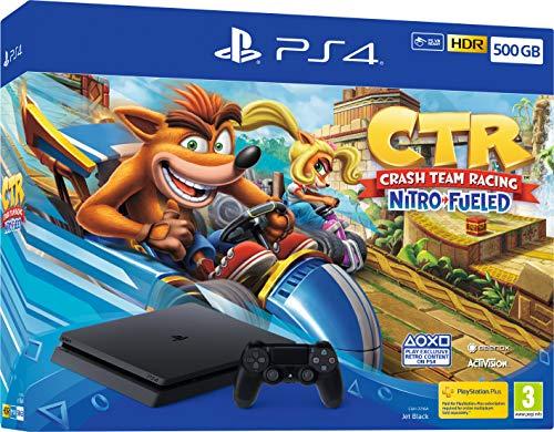 Crash Team Racing Nitro-Fueled 500GB PS4 Bundle PS4