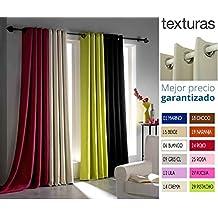 Amazon.es: cortinas foscurit   1 estrella y más