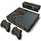 Ake Vinyl Decal Protective Skin Cover Sticker fur Xbox One Console and Controllers -NO.0620