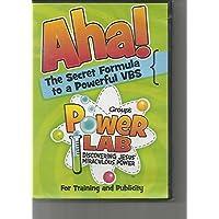 Aha! The Secret Formula to a Powerful VBS