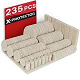 Best Chair Floor Protectors - Furniture Pads Floor Protectors X-Protector - Best Felt Review