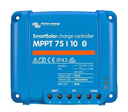 Solarladeregler MPPT 75/10 Victron Energy (12V/24V) -