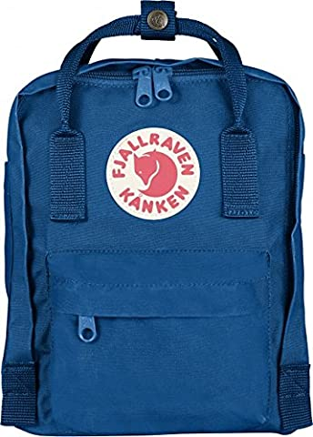 Fjällräven Kånken Mini Sac à dos Lake Blue 7 L