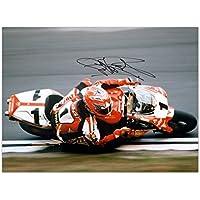 Carl Fogarty Unterzeichnete Superbikes Foto: Close To The Edge