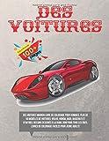 Des voitures Mignon livre de coloriage pour hommes. Plus de 50 modèles de voitures: Volvo, Honda, Audi, Maserati et d'autres. Dessins dessinés à la ... Livres de coloriage faciles pour jeune adulte