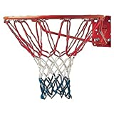 #8: BODY PRO 1 Pc - Basket Ball Ring 16 mm With (ASSORTED COLOUR) Cotton Net