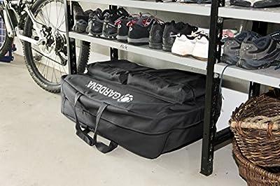 GARDENA Garage für Mähroboter: Unterstellmöglichkeit für Rasenroboter