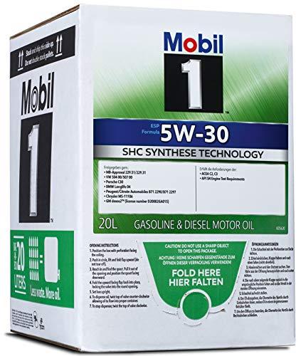 Mobil 1 ESP 5W30 Bag-In-Box 154274 Motorenöl -