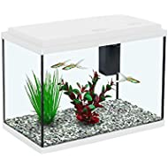 All Pond Solutions Aquatlantis Funny Fish 35 Aquarium Fish Tank - 13 Litres - White