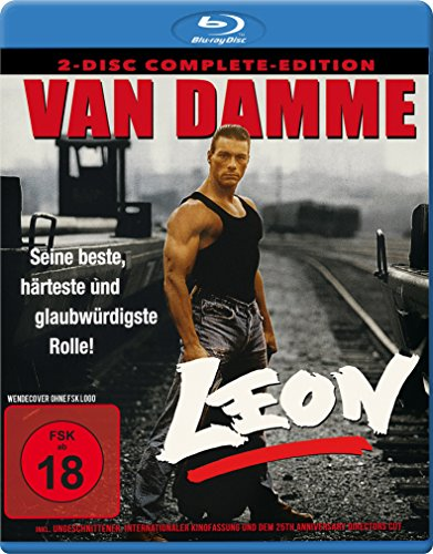 Leon - Complete Edition [Blu-ray]