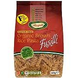 Rizopia Organic Brown Rice Fusilli 500 g