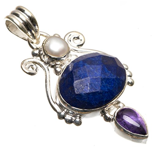stargems-tm-natur-saphir-amethyst-und-river-pearl-boho-style-925-sterling-silber-anhanger-1-1-51-cm