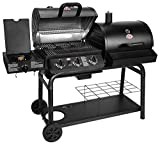 Char Griller 5050 Duo Gas-and-Charcoal Grill