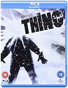 The Thing [Blu-ray] [Region Free]