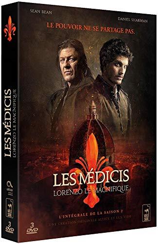 Médicis (Les) - Saison 2 : Lorenzo le magnifique / Jon Cassar, réal. | Cassar, Jon (1958-....). Metteur en scène ou réalisateur