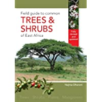 Field Guide to Common Trees & Shrubs of East Africa - Ficus Tree Leaves