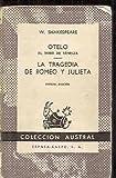 Libros Descargar PDF OTELO EL MORO DE VENECIA LA TRAGEDIA DE ROMEO Y JULIETA (PDF y EPUB) Espanol Gratis