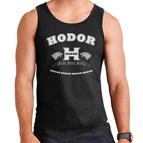 Hodor Language Academy Game Of Thrones Men's Vest