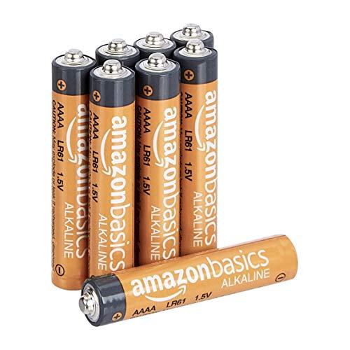 AmazonBasics Batterien Alkali, AAAA, 8 Stck