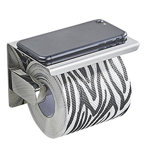 ... SUS304 Edelstahl Toilettenpapierhalter Papierhalter WC Rollenhalter  Klopapierhalter ...