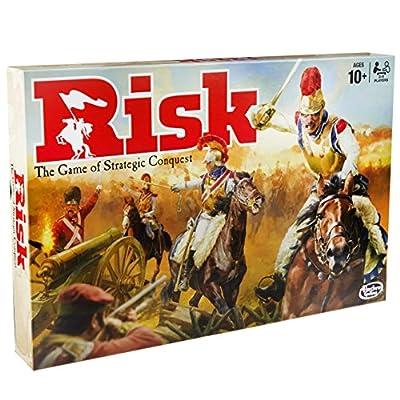 Hasbro Gaming Risk Board Game
