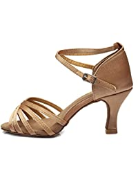Amazon.it  scarpe da ballo donna salsa - Scarpe da donna   Scarpe ... 14df6167879