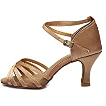 buy popular e7f59 2234a scarpe da ballo - 38 - Amazon.it