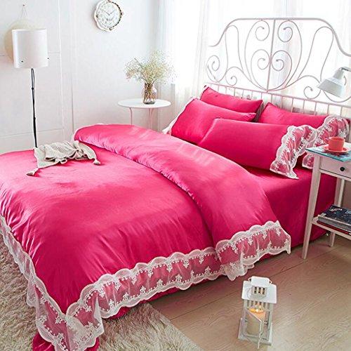 longless einfache nackte bett tagesdecke einzel und doppelzimmer 4 teilig steppdecke. Black Bedroom Furniture Sets. Home Design Ideas