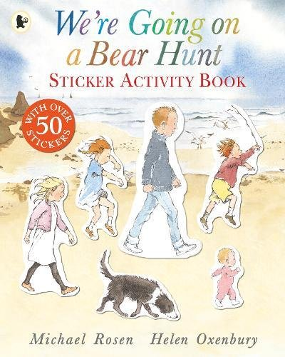 We're Going on a Bear Hunt: Sticker Activity Book por Michael Rosen