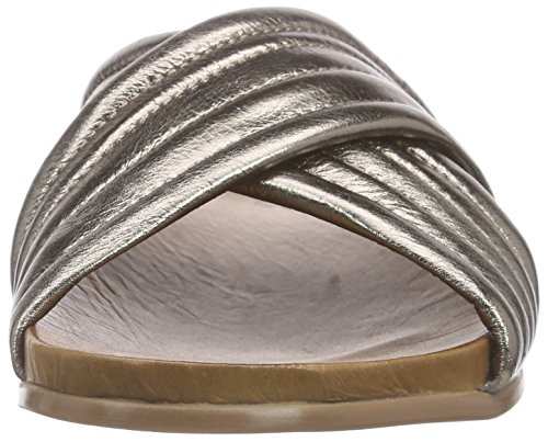 Inuovo 6076, Sandales Pour Femmes Tongs (grau (pewter))