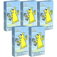 Amor Strong Sparpaket 5x12 Kondome preisvergleich bei billige-tabletten.eu
