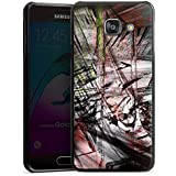 Samsung Galaxy A3 (2016) Housse Étui Protection Coque Grunge Abstrait Graffiti