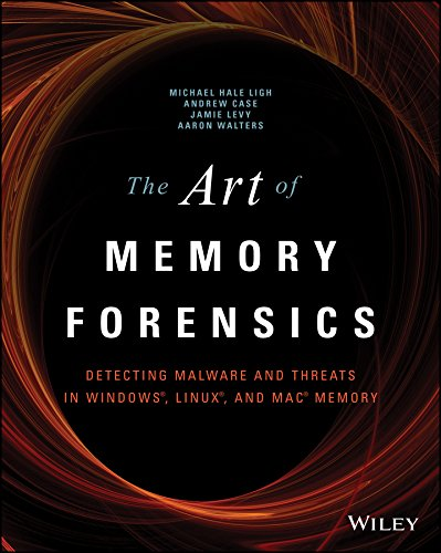 The Art of Memory Forensics: Detecting Malware and Threats in Windows, Linux, and Mac Memory por Michael Hale Ligh