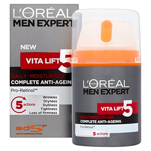 L'Oreal Paris Men Expert Vita Lift 5 Moisturiser 50ml