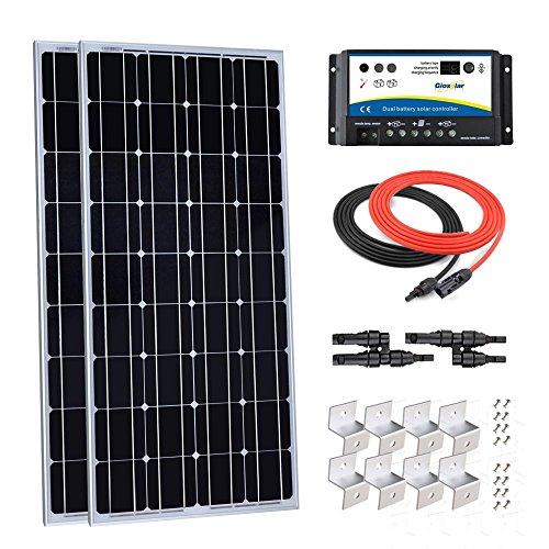 Solar panel starter kit der beste Preis Amazon in SaveMoney.es