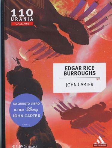 URANIA COLLEZIONE N.110 - JOHN CARTER