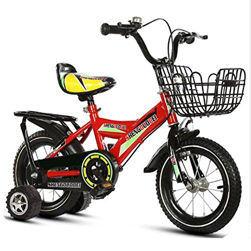 HUALQ Bicicletta A3 Bicicletta da Bambino da 12 pollici 14 pollici 16 pollici da 18 pollici Bici da Bambino 2-6 Bicicletta