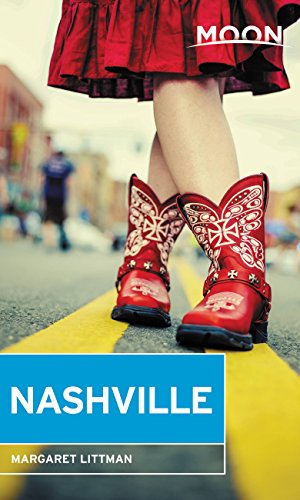 Moon Nashville (Travel Guide) (English Edition)