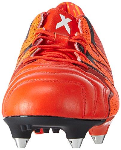adidas X15.1 SG Leather Herren Fußballschuhe Orange