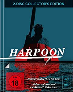 Harpoon - Mediabook - Cover B (+ DVD) [Blu-ray]