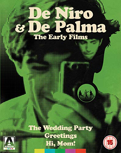 De Palma & De Niro Three Early Films