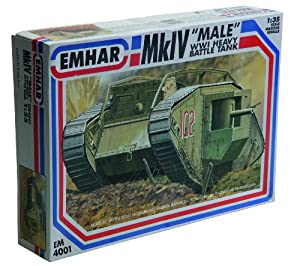 Emhar - Maqueta de Tanque Escala 1:35 (PGHEM4001)