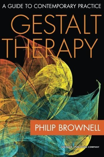 Gestalt Therapy: A Guide to Contemporary Practice by Philip Brownell (2010) Paperback