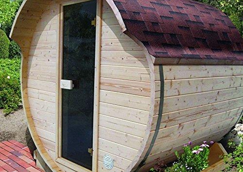 Karibu Fass – Sauna - 5