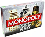 Doctor Who Monopoly Game Fast Dealing Pr...