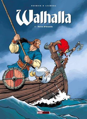 Walhalla - Tome 01: Terre d'écueils