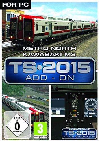 MetroNorth Kawasaki M8 EMU AddOn