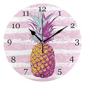 Vinlin Reloj de Pared diseño