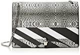 Cavalli Women's Medium shoulder bag Crazy Print #Leo 003 Hobos and Shoulder Bag Multicolour Size: 31x21x8 cm (B x H x T)